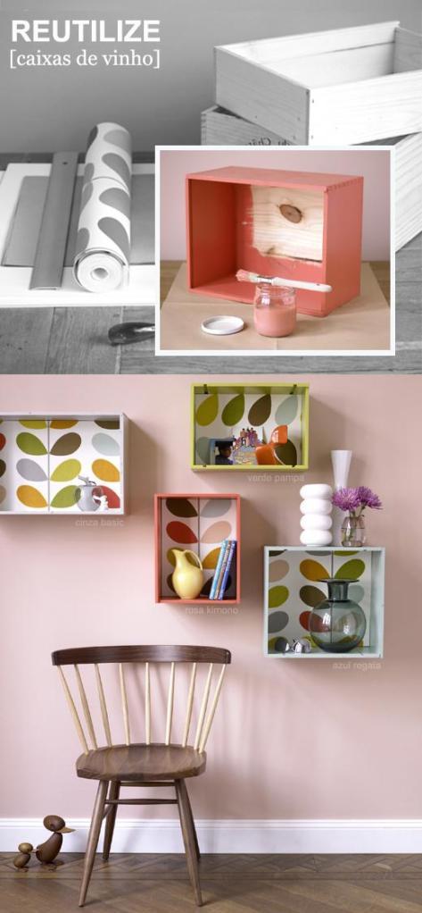 inspiracje blog ręcznie robione dla domu na prezent recykling