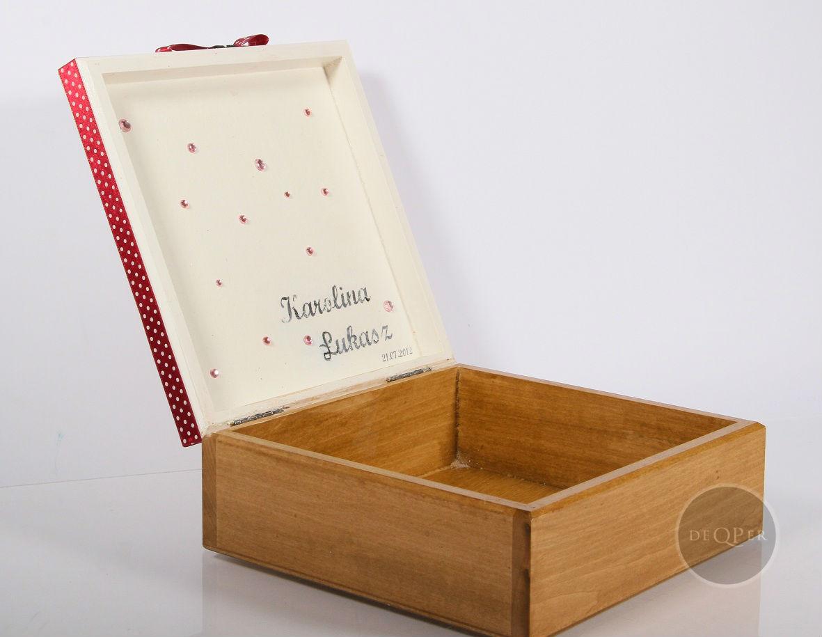 decoupage, ślub, pudełko ,apmiątka ślub,a prezent ślubny, na zamówienia, pudełko ze zdjęciem