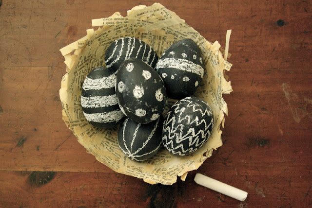 Tablica Easter Eggs